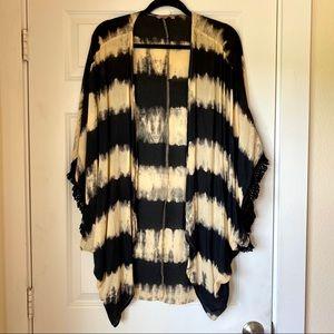 Khush Tie Dye Kimono Cover up